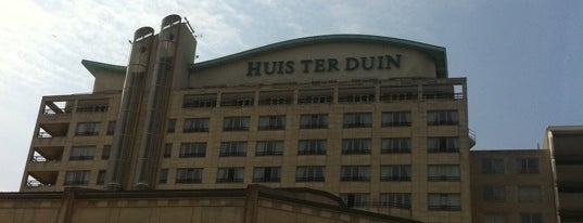 Grand Hotel Huis ter Duin is one of Eric's top5 places to stay.