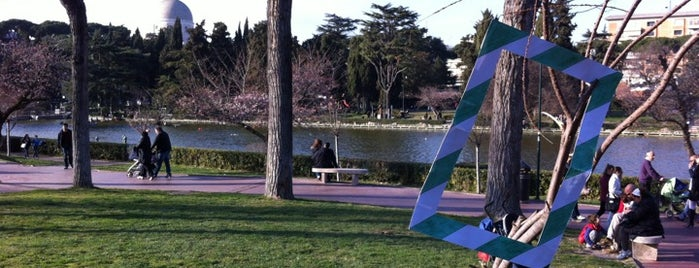 Passeggiata del Giappone is one of Parks in Rome - Italy.