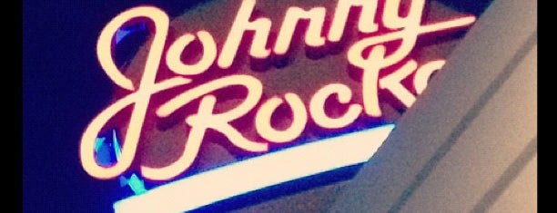 Johnny Rockets is one of Places.