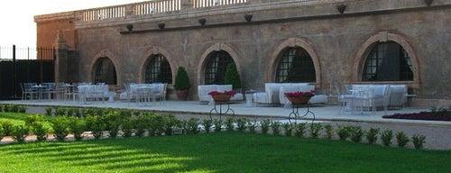 Castello Monaci is one of Cantine Aperte Puglia 2012.