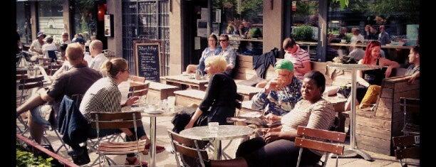 Mellqvist Kaffebar is one of [SHTLM] - Cool Hangout.