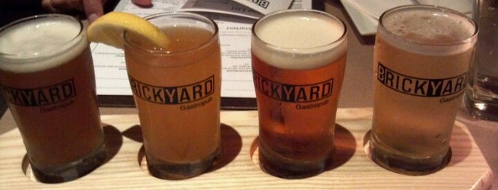 Brickyard Gastropub is one of New York 2012.