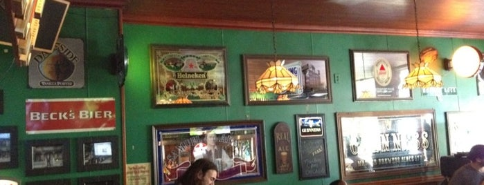 Mahoney's Pub is one of Places I've been and need to check in.