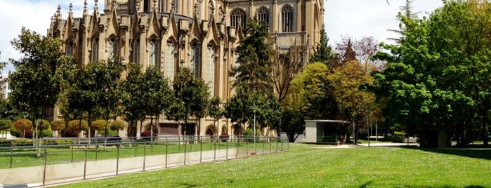Parque de la Florida / Florida Parkea is one of Best places in Vitoria-Gasteiz, España.
