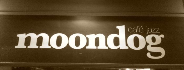 Moondog is one of Santander.