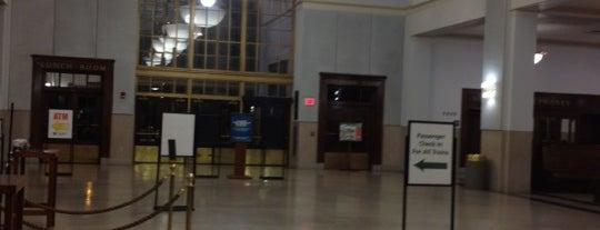 Amtrak - Greensboro Gaylon Transportation Center Station (GRO) is one of Greensboro.