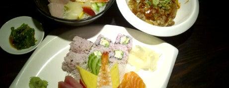 G-Be Izakaya is one of Burnaby Eats.
