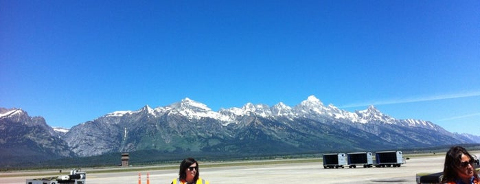 Jackson Hole Airport (JAC) is one of Other Airports.