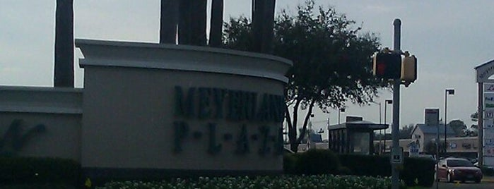 Meyerland Plaza is one of Must-visit Malls in Houston.