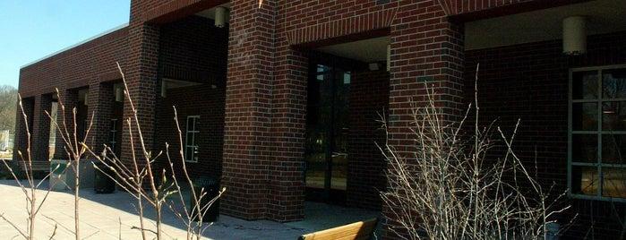Pratt Recreation Center - LIU Post is one of LIU Post Locations.