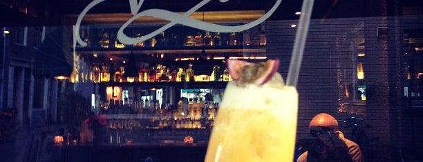 Vesper Bar is one of My Favorites.