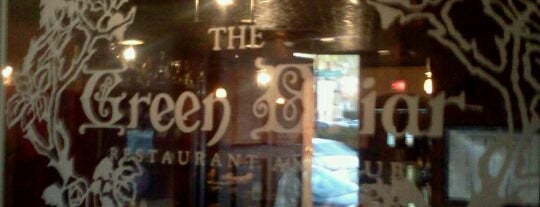 Green Briar Restaurant & Pub is one of Getting to Know: Brighton.