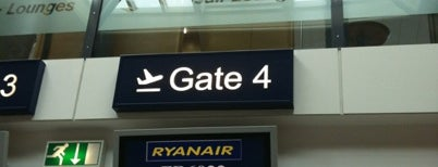 Gate 4 is one of Travel.
