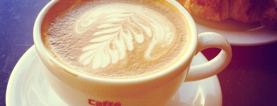 Caffe D'Arte is one of /r/coffee.