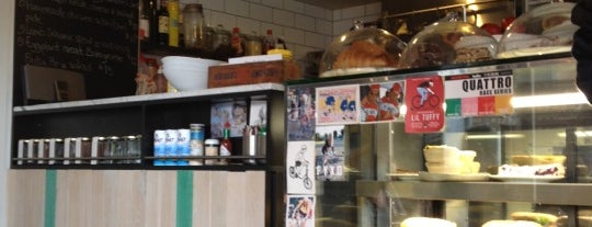 Harper's kitchen is one of Coffee, Breakfasts and Lunch. Cafe's of the SE.