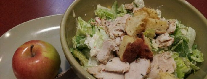 Panera Bread is one of Yay food!.
