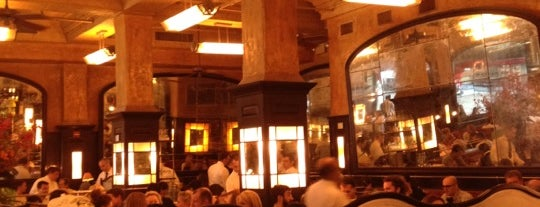 Balthazar is one of Breather + Foursquare Guide to SoHo.