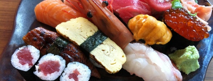 Tororo Sushi (โทโรโร่ซูชิ) トロロ すし is one of Japanese Haven.