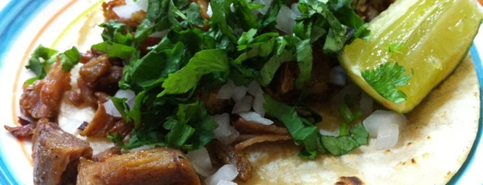 Vero and Bere is one of Bushwick Tacos.