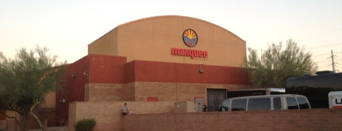 Marquee Theatre is one of Favorite Arts & Entertainment.
