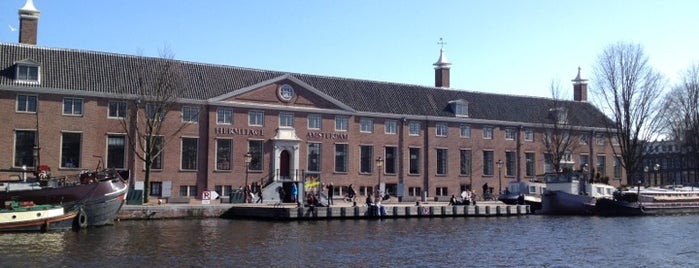 Hermitage Amsterdam is one of My favorites in Amsterdam.