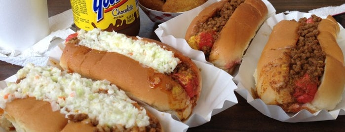 Dan's Favorite Diners, Dives, and Drive-ins