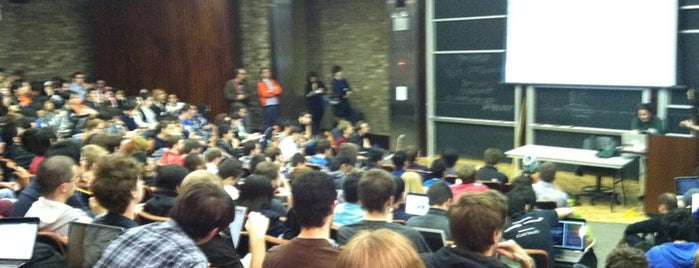 HackNY is one of Ultimate NYC Nerd List.