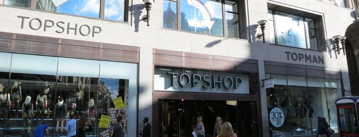 Topshop is one of ang say khieng U.S.A..