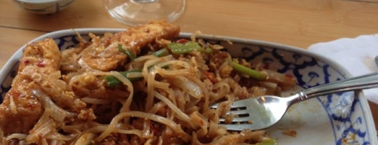 Ginger Thai is one of RVA Best Food Spots.
