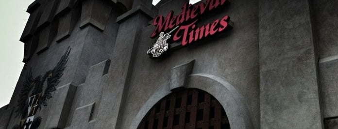 Medieval Times is one of To-Do with Mike.