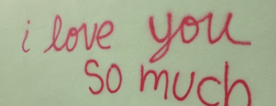 I Love You So Much Graffiti is one of Austin to Do List.
