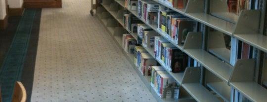 Joliet Public Library is one of Downtown Joliet.