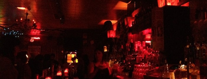 The Phone Booth is one of Must-visit Dive Bars in San Francisco.