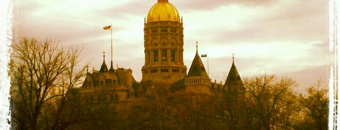 Connecticut State Capitol is one of Gary's List.