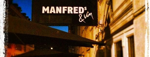 Manfreds & Vin is one of Copenhagen.