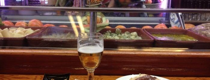 Cervecería El Cantó is one of los mejores sitios para comer en Alicante.