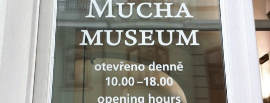 Muchovo muzeum | Mucha Museum is one of Praga 3 Dias.