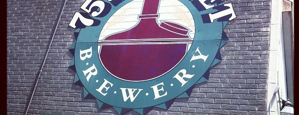 75th Street Brewery is one of Kansas City Favorites.