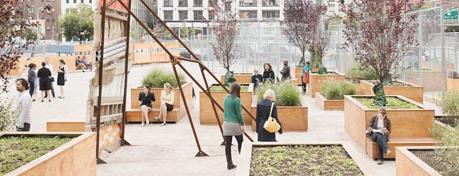 Lower Manhattan Cultural Council is one of Hidden New York Gems.