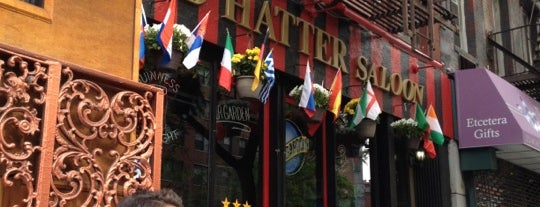 Mad Hatter is one of Heart of the City venues.