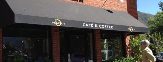 Peach's Corner Cafe is one of A day in the summer life: Live like an Aspen local.