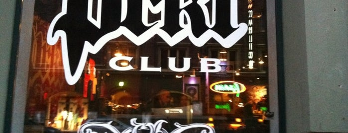 PRKL Club is one of clubs to go to.