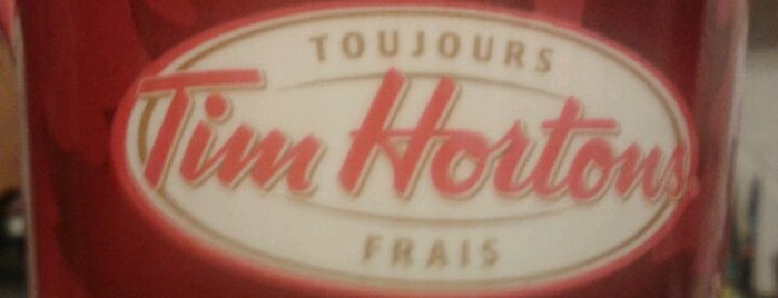 Tim Hortons is one of Tim Hortons Newmarket.