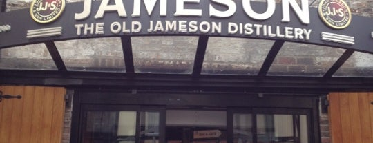 Old Jameson Distillery is one of Dublin Tourist Guide.
