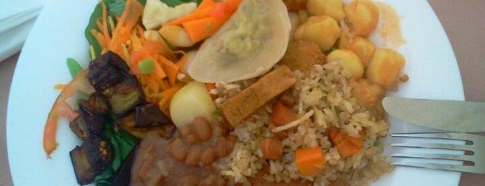 Lótus Restaurante Vegetariano is one of São Paulo Vegan!.