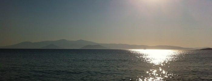 Λιμανάκι Αγίας Άννας (Agia Anna Port) is one of Mon Carnet de bord.
