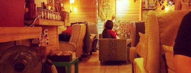 커피볶는 하루네집 is one of Cafe & Bakery.