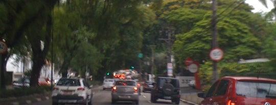 Avenida República do Líbano is one of Principais Avenidas de São Paulo.