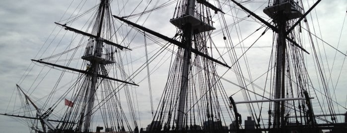 USS Constitution is one of Aquariums, Museums and Zoos in Boston.