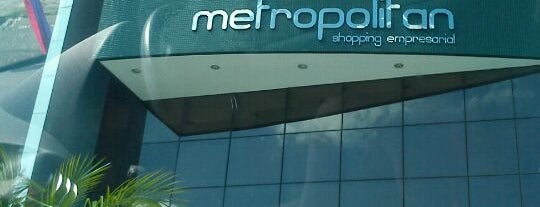 Metropolitan Shopping Empresarial is one of Guide to João Pessoa's best spots.